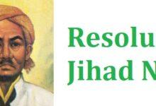 Resolusi Jihad NU