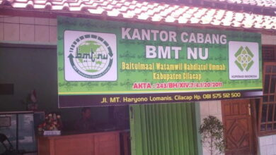 BMTNU Cilacap Tengah