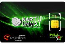 Kartu UMMAT Kerjasama PBNU-SmartFren