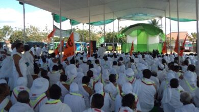 680 Jamaah Calon Haji Siap Mengikuti Manasik Massal