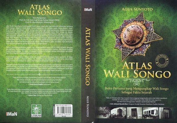 "Atlas Wali Songo Agus Sunyotosi Dewasa 2014"""