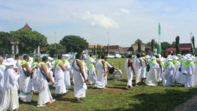 Manasik Haji KBIH NU Distrik Cilacap