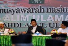 Ahlul Halli wal Aqdi (Ahwa) Dipakai dalam Pemilihan Rais Aam