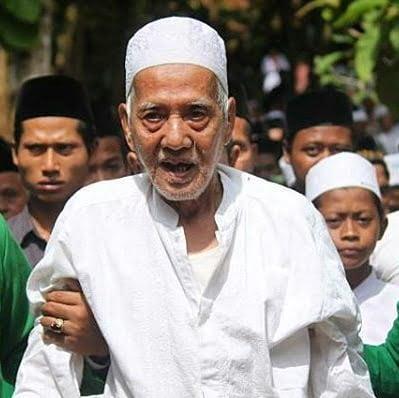 KH. Chasbullah Badawi Kesugihan Cilacap