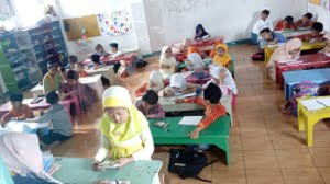Integrasi Pendidikan Diniah