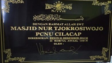 Lembaga Takmir Masjid NU Cilacap