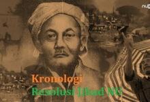 Kronologi Resolusi Jihad