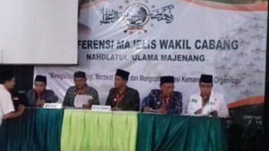 Konferensi MWCNU Majenang
