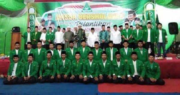 Susunan Pengurus PC GP Ansor Cilacap 2018-2022