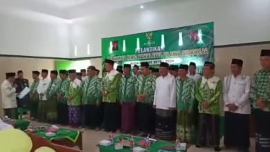Pengurus MWCNU Sidareja Cilacap