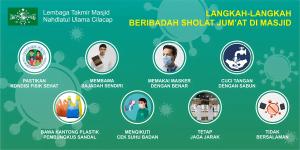 Protokol Kesehatan Masjid Nur Tjokrosiwojo