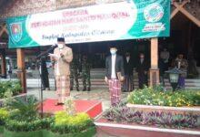 Hari Santri 2020 Kabupaten Cilacap
