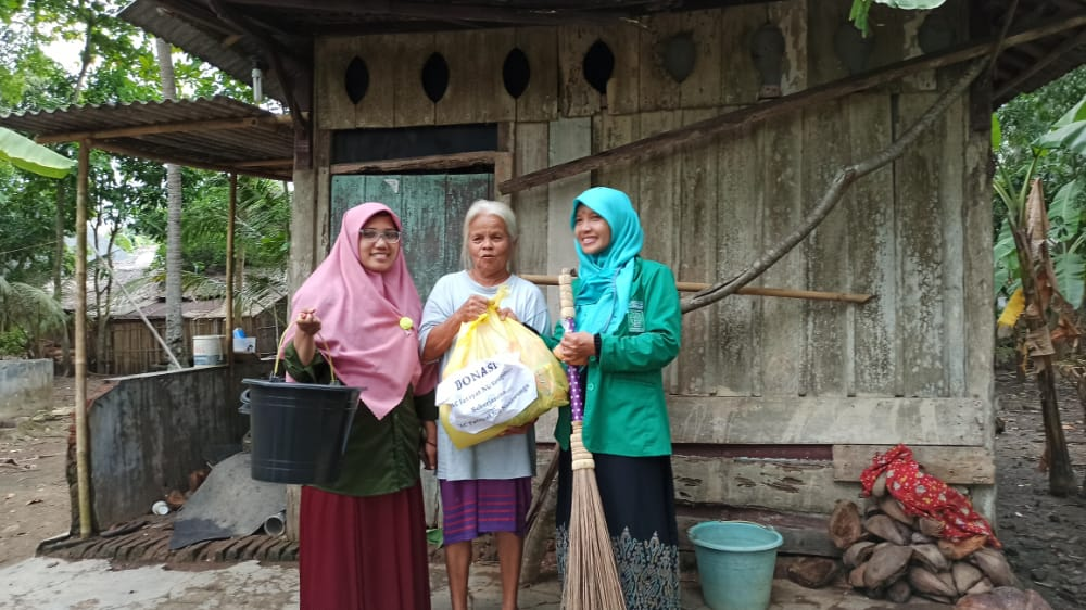 Bantuan Korban Banjir Nusawungu