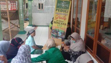 Pengobatan Gratis Untuk Korban Banjir Sikampuh