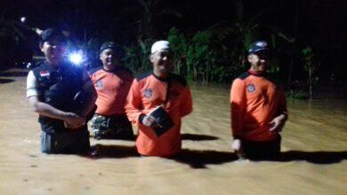 Cilacap Kembali Diterjang Banjir Tanah Longsor