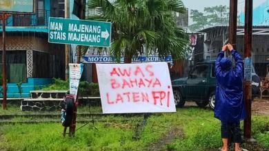 Tahun Baru Tanpa FPI Mengapa FPI Dibubarkan