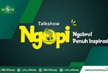 NGOPI, Ngobrol Penuh Inspirasi Ala Media NU Cilacap