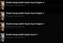 Risalah Aswaja Mbah Hasyim Asyari, 9 Pertanyaan & Jawaban