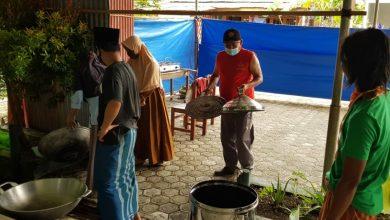 NU Peduli Dirikan Dapur Umum Untuk Korban Covid-19