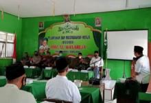 Pengurus MWCNU Wanareja Masa Khidmat 2020-2025