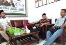 KH Achmad Sudrajat Apresiasi NU Care LAZISNU Cilacap