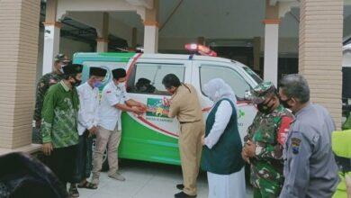 MWCNU Nusawungu Luncurkan Mobil Layanan Kesehatan