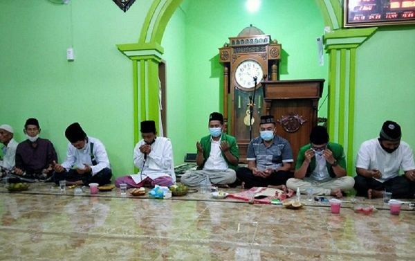 Ansor Cimanggu Peringati Nuzulul Qur'an Di Desa Cisalak