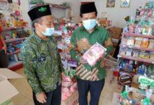 H Imam Tobroni Kunjungi Toko NU Nusamart Sampang
