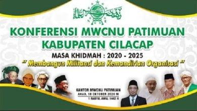 Profil Majelis Wakil Cabang Nahdlatul (MWCNU) Patimuan