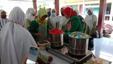 Fatayat Nusawungu Sosialisasi Pemulasaraan Jenazah & Tepung Mocaff