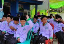 Gelar Silaturahim Banom, NU Ranting Kamulyan Kuatkan Sinergitas