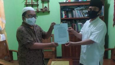 SK Pengangkatan Amil Zakat NU Care Lazisnu