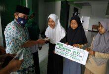 beasiswa santri Cilacap Utara