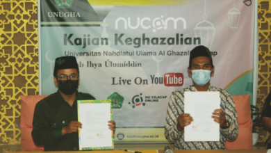 NUCOM dan Unugha Jalin Kerjasama Publikasi