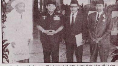 KH Mahrus Aly, Tokoh Kemerdekaan Dari Pesantren Lirboyo
