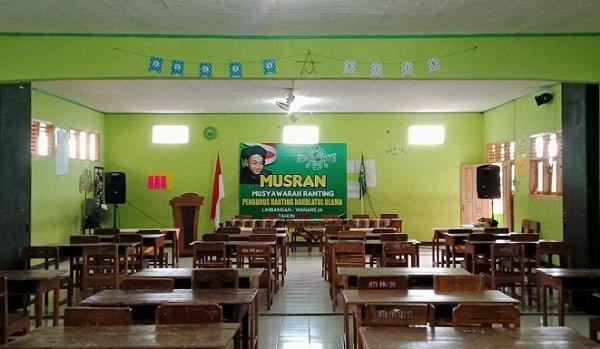 Musran NU Musyawarah Ranting Nahdlatul Ulama