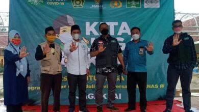 Dr Makky Zamzami MARS Ketua Satgas NU Peduli Covid PBNU Monitoring Vaksinasi Di Cilacap