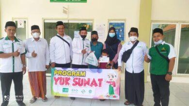 Yuk Sunat UPZIS MWCNU Majenang Dihadiri Wakil Ketua PCNU Lampung Selatan