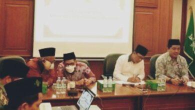Munas Alim Ulama NU Dan Konbes NU 2021 Di Jakarta