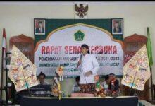 Aksi Wayang Mahasantri Ki Dalang Ulin